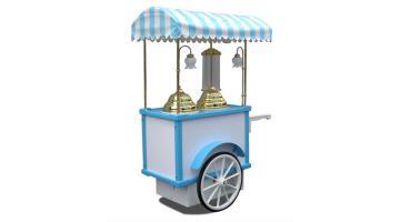 Carrettini vendita gelato