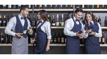 Abbigliamento professionale per ristorazione