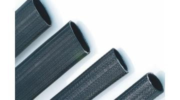Flexible pipes for water and compressed air transport