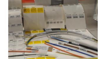 Etichette settore elettrico