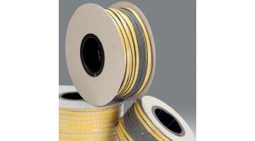 Nastri in fibra di vetro adesivi per alte temperature