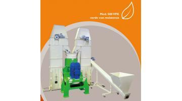 Progettazione impianti produzione pellet