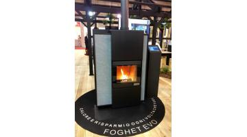 Production fireplaces, domestic JOLLY-MEC