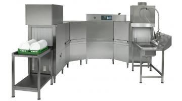 Professional dishwashers