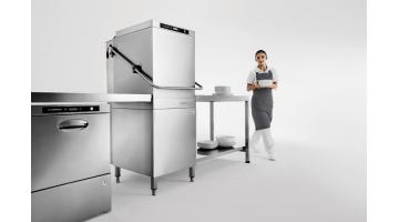 Professional dishwasher production