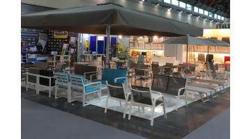 Production for outdoor furniture chairs
