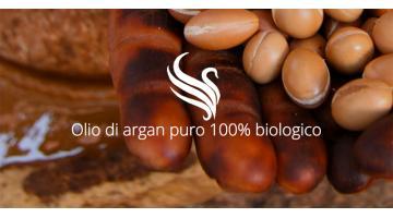100% органическое масло арганы