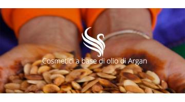Produzione cosmetici a base di olio di Argan