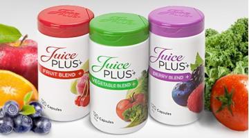 Integratori alimentari di frutta e verdura