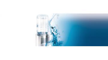 Water time Technology - Acqua in boccioni