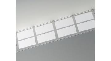 Shed a taglio termico per edifici