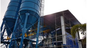 Impianti chiavi in mano per produzione blocchi in cemento cellulare