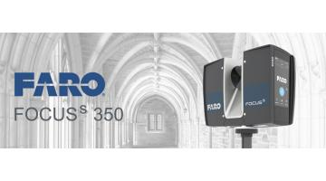 Laser scanner a differenza di fase Faro Focus 350