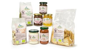 Alimenti biologici per GDO