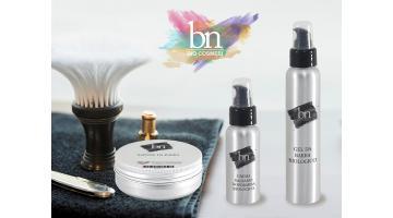 Prodotti per la cura della barba biologici certificati