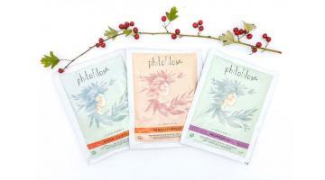 Сертифицированные органические красящие травы