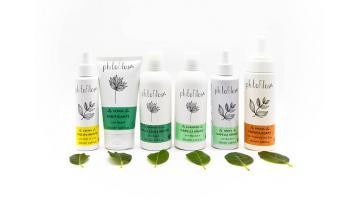 Сертифицированный органический шампунь, кондиционер и средства для укладки волос