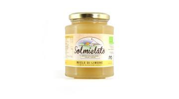 Miele al limone da agricoltura biologica
