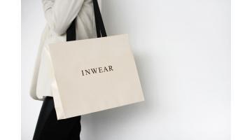 Элегантные и роскошные бумажные пакеты
