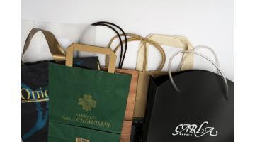 Produzione borse in carta personalizzate