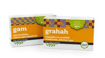 Integratori intestinali Gam Grahah