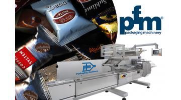 Macchine confezionamento caffè PFM