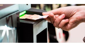 Solutions for money management in the Retail channel