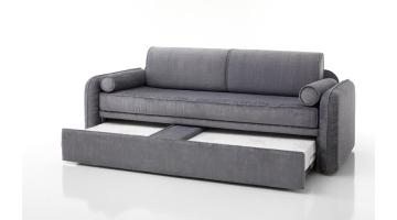 Sardegna sofa bed semi open