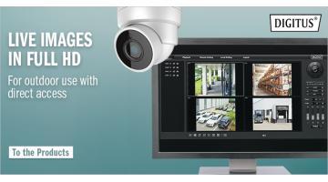 Full HD камеры для розничной торговли
