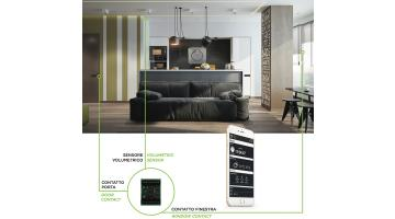 Soluzioni di sicurezza per casa domotica