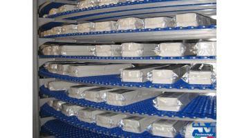 Impianti di surgelamento