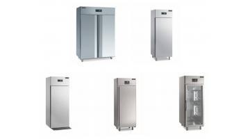Armadi refrigerati per pasticceria e gelateria