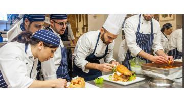 Corso di formazione professionale per chef Lazio