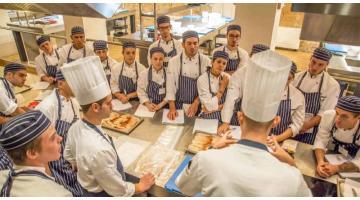 Corso di formazione professionale per chef salutistico