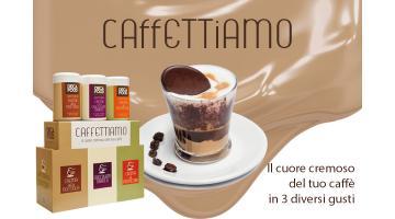 Caffettiamo: caffè cremoso per bar