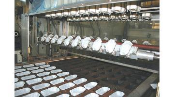 Produzione pirottini per pasticceria