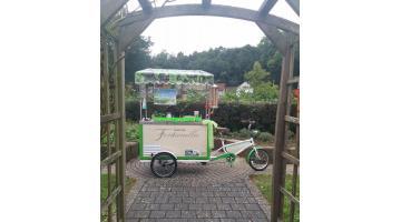 Bici per vendita ambulante street food