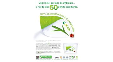 Ecup Biodegradabile e compostabile