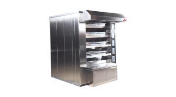 Produzione forno elettrico per panetteria