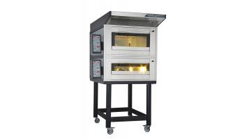 Produzione forno elettrico per pasticceria
