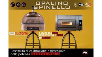 Электрическая духовка серии Opalino и серии Spinello