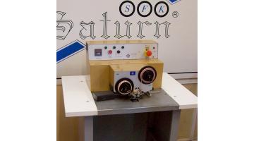 Macchine per applicare biadesivo articoli pelletteria