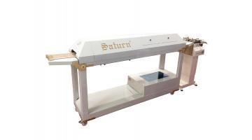 Macchine per tingere i bordi di articoli piccola pelletteria