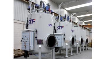 Filtri autopulenti STF