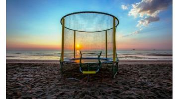 Produzione trampolini da spiaggia
