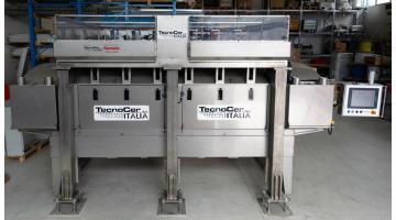 Impianti di smaltatura per industria ceramica