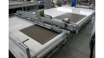 Macchine produzione tende