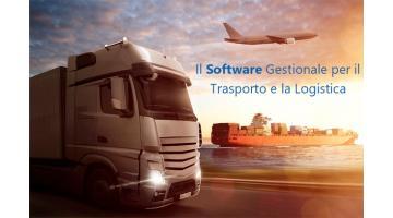 Management software design for transport and logistics