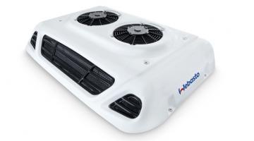 Sistema di refrigerazione aria veicoli commerciali