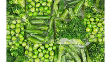 Verdure surgelate per food service